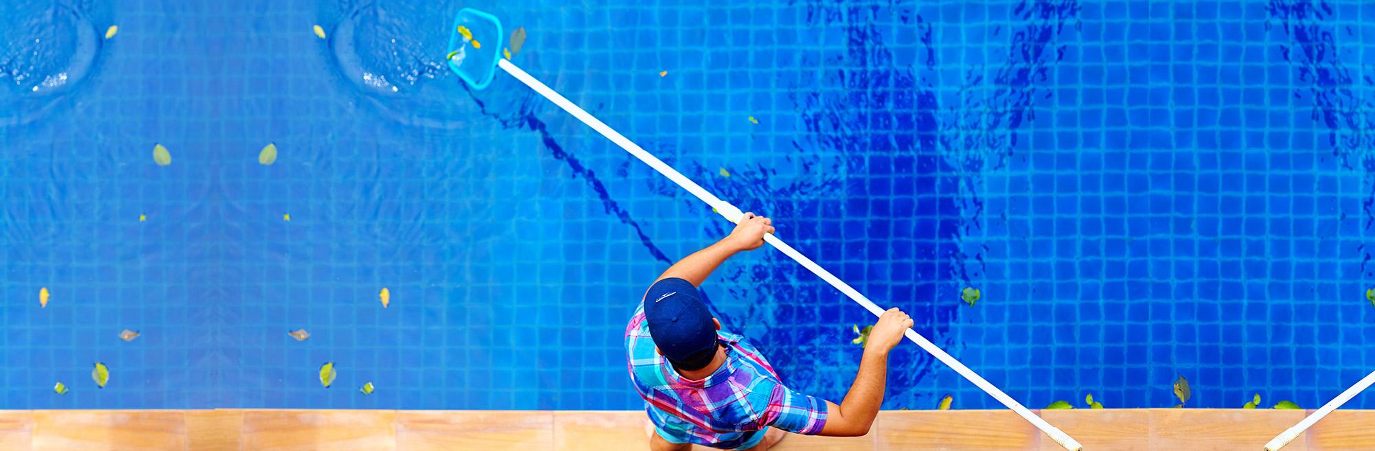 Manutenzione piscine interrate per giardino green house - Costo manutenzione piscina ...