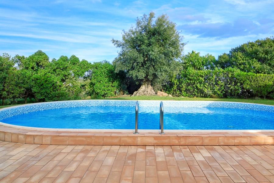 Piscine interrate da giardino Milano e Brescia - Green House & Piscine