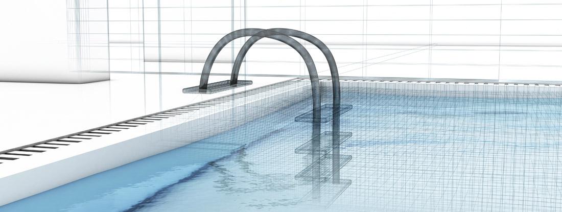 progettazione piscine interrate - Green House & Piscine