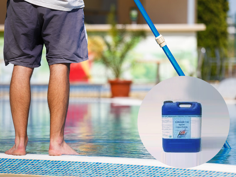 prodotti chimici per piscine