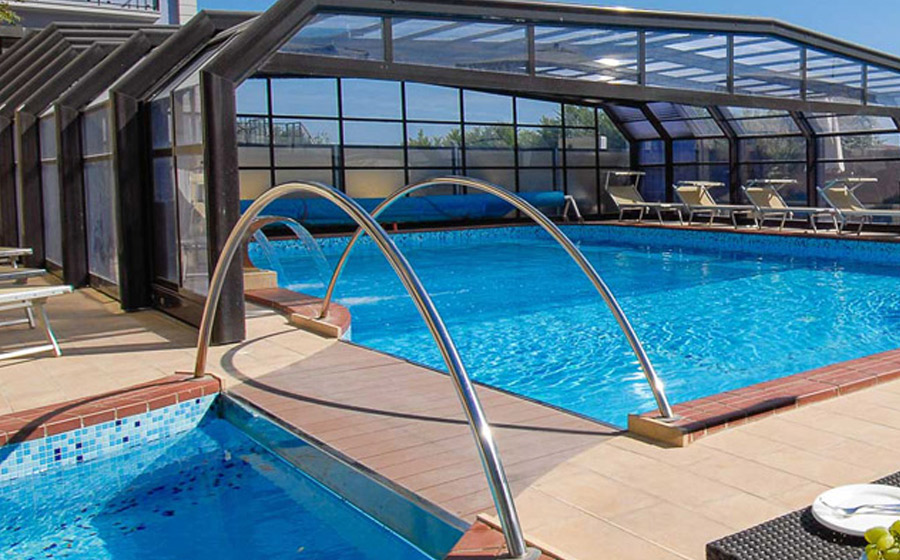 coperture per piscine interrate alte