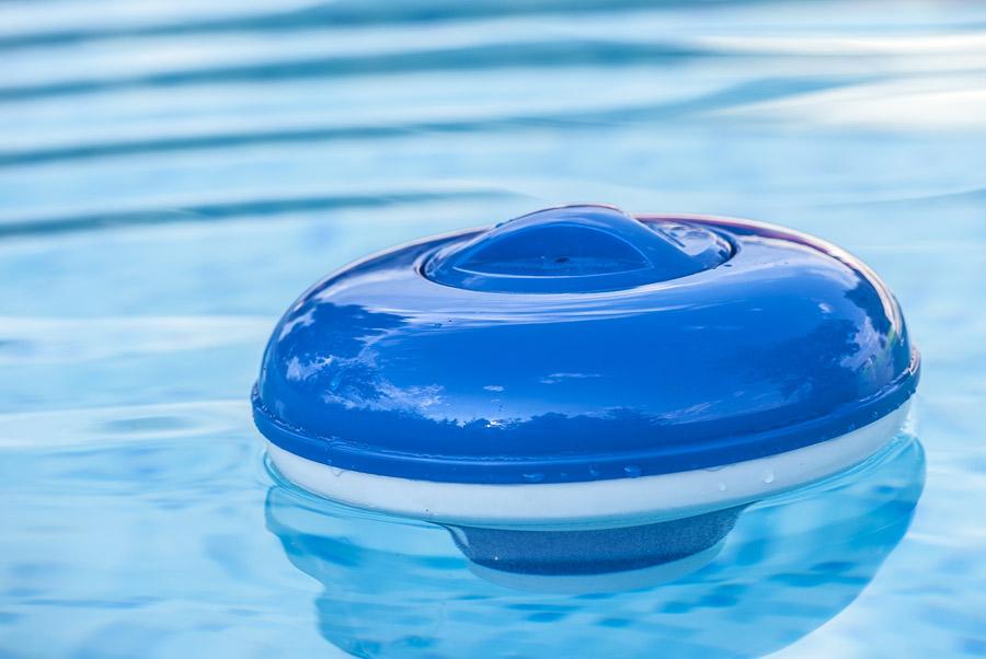 diffusore di cloro per piscine