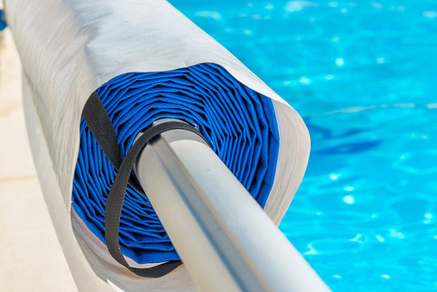 copertura per piscine da giardino