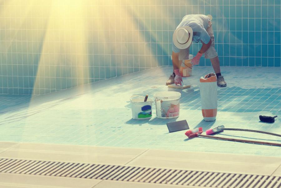 manutenzione piscine interrate