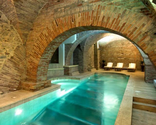 Progettazione piscine interne green house piscine - Hotel corvara con piscina interna ...