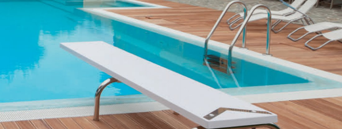 complementi per piscine interrate
