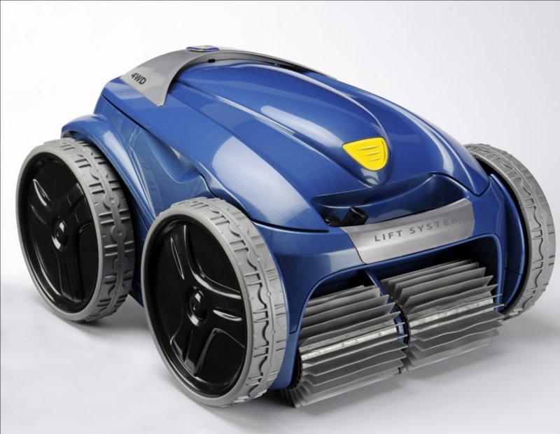 robot per piscina vortex 4
