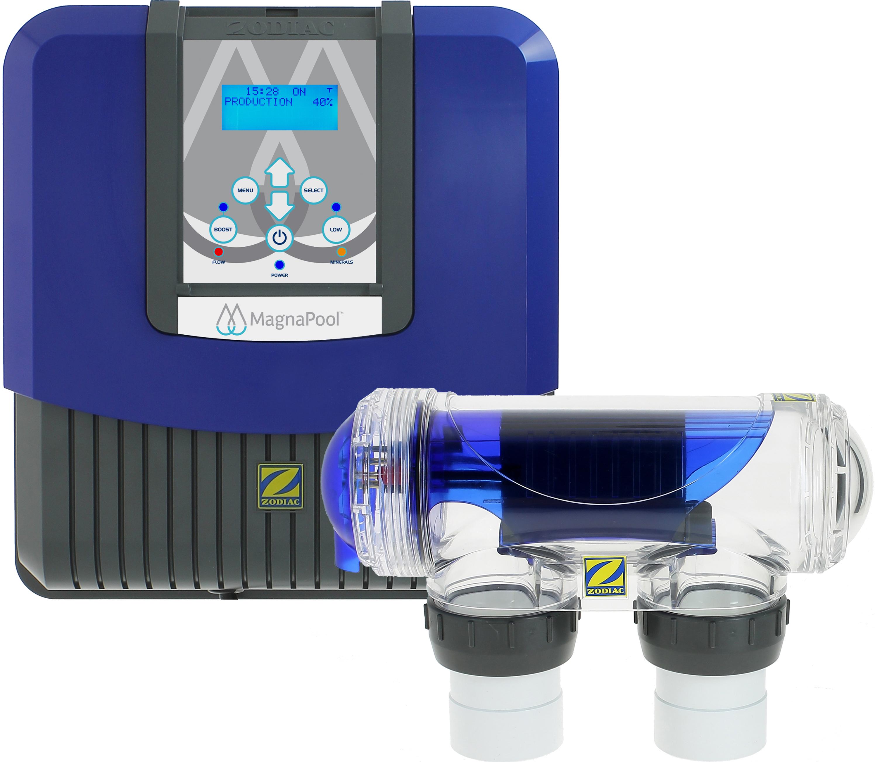Hydroxinator per trattamento magnapool
