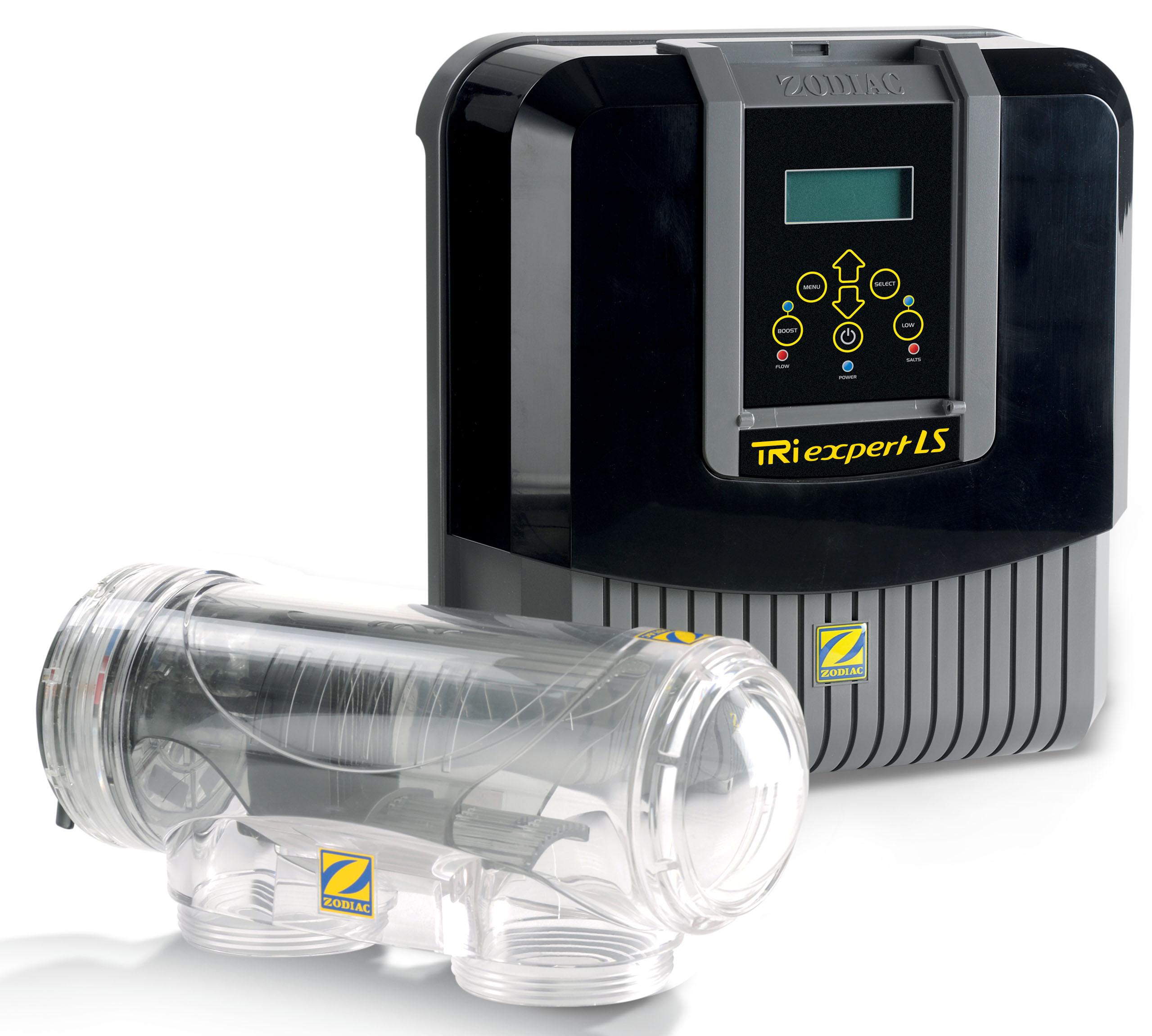 Sterilizzatore acque TRI Expert LS