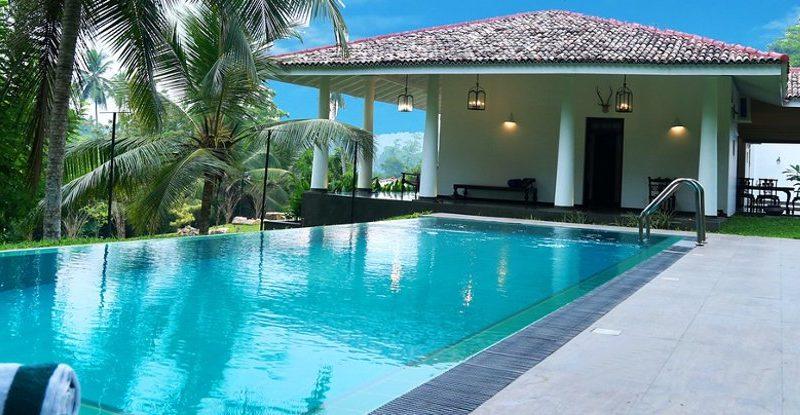 pompa di calore per piscine interrate