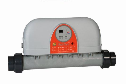 riscaldatore elettrico per piscine fino a 80mc