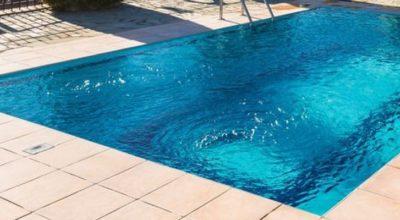 ristrutturazione della piscina interrata