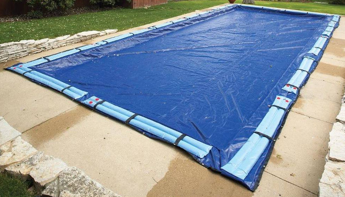 Copertura invernale per piscine interrate