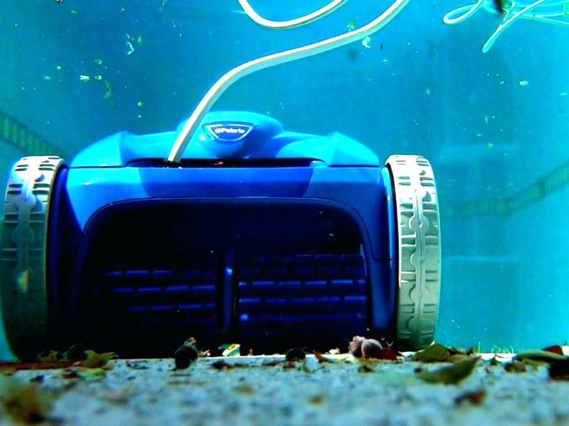 Robot pulitore per piscina